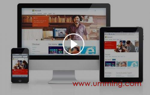 响应式网站开发全面讲解教程免费下载