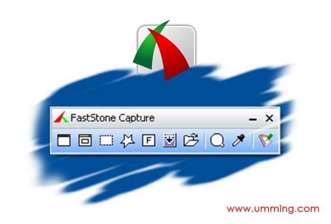 截图录屏工具FastStone Capture 9.0 便携版